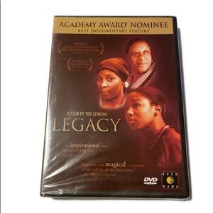 Legacy [DVD] Brand New / Factory Sealed in box.